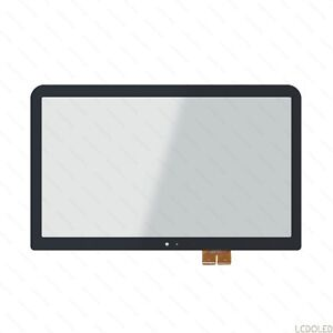Touch Screen Digitizer Glass Panel for Toshiba Satellite C55DT-A5106 C55DT-A5244