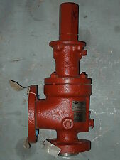 """1-1/2 x 3"""" #1906HT-1 CONSOLIDATED SAFETY RELIEF VALVE, SET AT 68 PSI"""