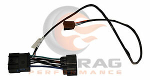 2010-2012 Chevrolet Camaro 4 Pack Auxiliary Gauge Wiring Harness