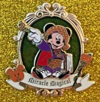 🎃 RARE LE 800 - Disney Halloween 2010 Mickey Mouse Miracle Magical Pin #87169