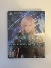 Lightning Returns Final Fantasy XIII Edición Limitada Exclusiva Steelbook PS3 []