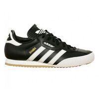 adidas Samba Super Leather Black / White  ( 019099 ) Mens Trainers All Sizes