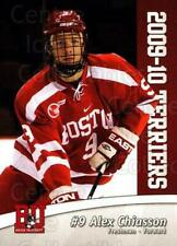 2009-10 Boston University Terriers #8 Alex Chiasson