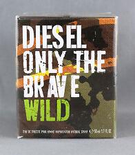 Diesel Only The Brave Wild EDT 50ml - Brand New in Box