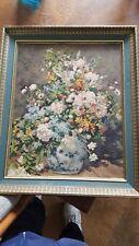 "Windsor Art Products Inc. ""LARGE VASE OF FLOWERS"" Print with Frame # V5579123"