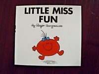 Little Miss Fun by Roger Hargreaves (Paperback, 1990)