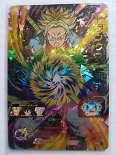 Carte Dragon Ball Z DBZ Super Dragon Ball Heroes Part 1 #SH1-CP3 Holo 2016
