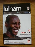 04/03/2006 Fulham v Arsenal  (No Apparent Faults)