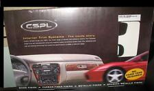 HONDA ACCORD 2001 01 2002 02 EX LX COUPE 2 DOOR INTERIOR ROSE WOOD DASH TRIM KIT