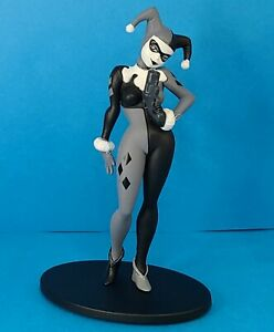 DC Collectibles BATMAN BLACK AND WHITE Chase HARLEY QUINN BRUCE TIMM Minifigure