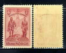 1945 Norway WWII Training Center in Toronto Canada Mint Stamp WINGS FOR NORWAY