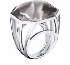 BACCARAT 53 SIZE 6.5 Lillustre Ring LARGE MIST Crystal  Bague Grand Modele  MIB