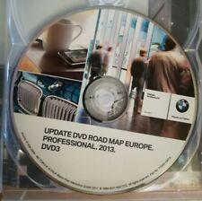 BMW NAVIGATIONSYSTEM PROFESSIONAL / DVD 3 OST EUROPA 2013 1er 3er 5er 6er X5 X6