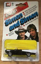 "Nib Corgi 57 Chevy Convertible 3"" Die Cast Scale Model Simon & Simon Tv Show 152"
