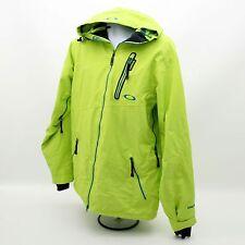 OAKLEY Jacket Men's Medium RECCO® Zip Out Reflector Jacket Coat Windbreaker