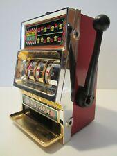 ANCIEN BANDIT MANCHOT MACHINE A SOUS MINI JACKPOT WACO JAPAN 1970/SLOT MACHINE