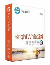 HP ColorLok 97 Bright White Printer Copy Paper 24 lb. Letter Size 500 ct. Ream