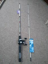 "6'0"" Shakespeare Alpha And Reel Combo"