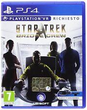 Dnd Egp208757 Ubisoft Ps4 VR Star Trek Bridge Crew