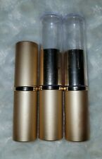 Lot of 3 Mary Kay Semi-Matte CAFE SOCIETY Lipstick OS DISCONTINUED