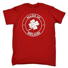 Made In Ireland T-SHIRT Retro Irish Country Nation Eire Born Gift Birthday