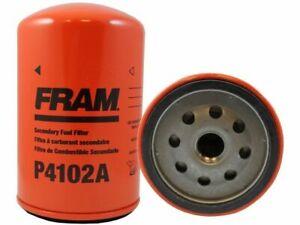 Fram FRAM Fuel Filter fits Chevy K10 1982-1983 6.2L V8 34WKHC