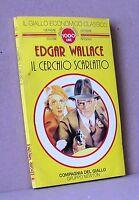 Il cerchio scarlatto - Wallace - il giallo economico classico 58