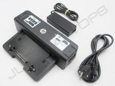 HP COMPAQ Elitebook 8540P 8440w 8740w USB 3.0 Docking Station Inc 90W EU PSU LW