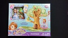 DISNEY SOFIA THE FIRST Tree Play Figurine Set w/ Animals #27 Lend A Helping Hand