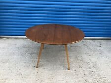 ERCOL VINTAGE DROP LEAF DINING TABLE