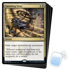 VANISHING VERSE X4 Strixhaven: School Of Mages STX Magic MTG MINT CARD