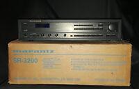 Marantz SR-3200 AM/FM Stereo Tuner (New!)