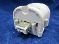 Old Skool Motion Plus Sensor Adapter for Nintendo Wii / WiiU - White
