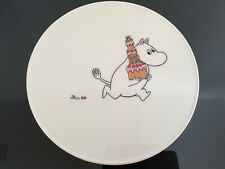 Arabia Moomin Cake Platter with stem ~ Party Time ~ 2012