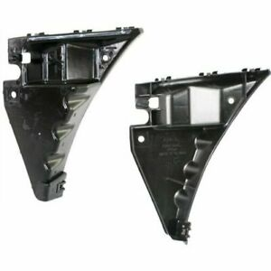 FITS FOR MUSTANG 2010 2011 2013 2014 FRONT BUMPER BRACKET RIGHT & LEFT PAIR SET