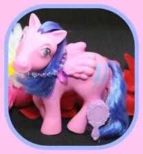 ❤️RARE My Little Pony MLP G1 Vtg FIREFLY'S ADVENTURE Movie Pink Blue Pegasus❤️