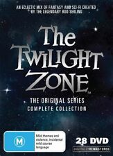 The Twilight Zone The Complete Series 50th Anniversary DVD Box Set R4