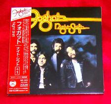Foghat Night Shift MINI LP CD JAPAN VICP-63896