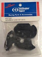 Thunder Tiger PD7267 Gearbox Case Set 6570 KT8  NIP NOS