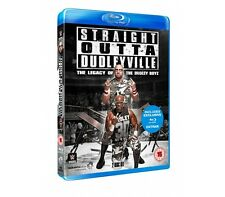 WWE Straight Outta Dudleyville: The Legacy of the Dudley Boyz 2 Disc Blu Ray Set
