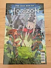 Horizon: Zero Dawn #1 2020 Fcbd Free Comic Book Day Titan Comics Ps4