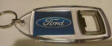 Ford car bottle opener keyring