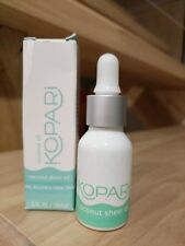 Kopari COCONUT SHEER OIL Face Hair Moisturizier Makeup Remover AntiAging .5oz