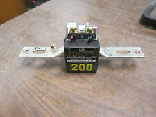 ABB Current Trasformer CBT-H Ratio 200:5A 10KV BIL Used