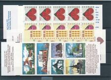 [G365926] Sweden lot of 3 good complete booklets very fine MNH
