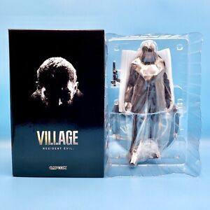 Resident Evil 8 Village Collector's Edition Chris Redfield Statue Figure ONLY