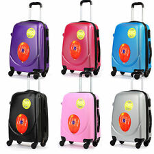 Unbranded Hard Unisex Adult Travel Bags & Hand Luggage