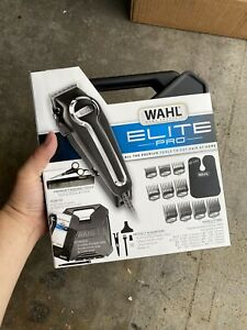 Wahl Elite Pro Home Haircutting Kit 79602 - NEW - IN HAND SHIPS SAME DAY!