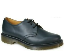 Dr Martens Unisex 1461 PW Leather Casual Navy Shoes R10078410