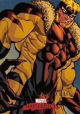 SABRETOOTH / Marvel Masterpieces Set 2 (2008) BASE Trading Card #70